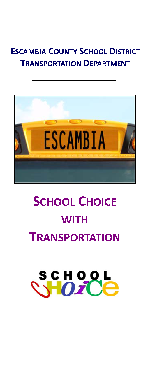 School Choice with Transportation Cover